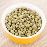 Green Peppercorns Royalty Free Stock Image