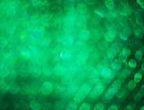 Green Photo Of Bokeh Lights Royalty Free Stock Images