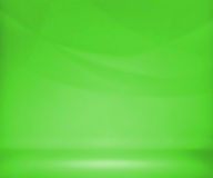 Green Photo Studio Background Royalty Free Stock Photography