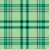 Green Plaid. Plaid background pattern in shades of green Royalty Free Stock Images