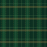 Green plaid background Royalty Free Stock Image