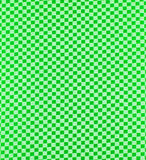Green plaid fabric texture Royalty Free Stock Images