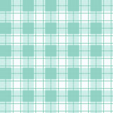 Green Plaid Texture Royalty Free Stock Image