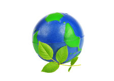 Green planet concept Stock Photography