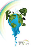 Green Planet - Ecology Stock Images