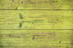 Green planks Stock Photos