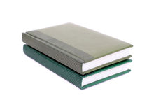 Green planners Royalty Free Stock Photos