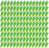 Green plant pattern. For web and graphic projects Stock Photo