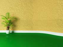 A green plant Royalty Free Stock Photo