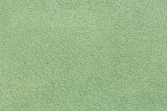 Green plaster wall texture back Stock Photography
