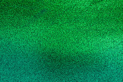 Green plastic abstract background Royalty Free Stock Images
