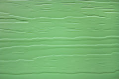 Green plastic background Stock Photo