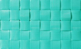 Green plastic basketry textures and background Stock Photos
