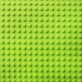 Green plastic construction background Stock Photography