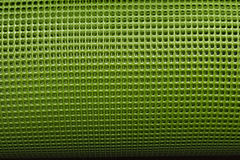 Green Plastic Net Royalty Free Stock Image
