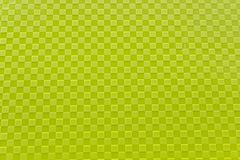 Green plastic pattern as background Royalty Free Stock Photo