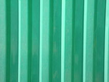Green plastic surface Stock Photo