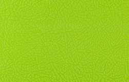 Green plastic texture Stock Photography
