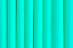 Green plastic tubing pattern texture background Royalty Free Stock Image
