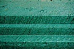 Green plastic wrap Royalty Free Stock Photos