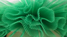 Green plete lace Royalty Free Stock Image