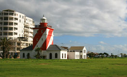 Green Point Light House Stock Photography