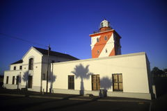 Green Point lighthouse, daylight (I) Royalty Free Stock Photos