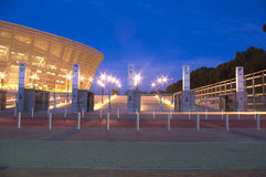 Green Point Stadium,  Cape Town Stock Images
