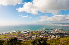 Green Point Stadium Cape Town Royalty Free Stock Photography