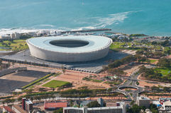Green Point Stadium Cape Town Royalty Free Stock Images