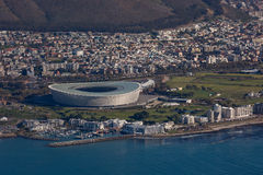 Green Point Stadium Cape Town Royalty Free Stock Image