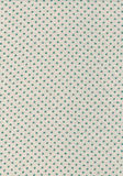 Green polka dot vintage pattern on cloth texture Stock Images