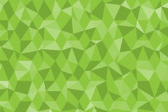 Green poly abstract background. Vector : Green poly abstract background design june 2015 Stock Images