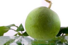 Green pomelo Royalty Free Stock Photography