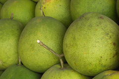 Green Pomelos Stock Photo