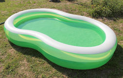 Green pool Royalty Free Stock Photos