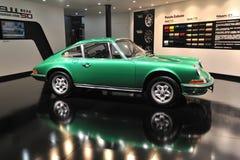 Green Porsche 901 Stock Images