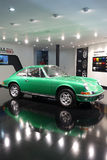 Green Porsche 901 Stock Photo