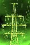 Green power. Royalty Free Stock Image