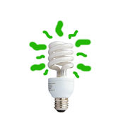 Green power Royalty Free Stock Image