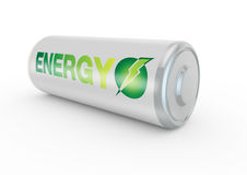 Green power or eco energy concept Royalty Free Stock Photography