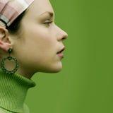 green pretty Στοκ φωτογραφία με δικαίωμα ελεύθερης χρήσης