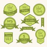 Green Price and promotion tag Vector Vector Illustration
