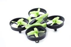 Green propeller Royalty Free Stock Image