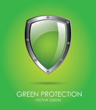 Green protection Royalty Free Stock Images