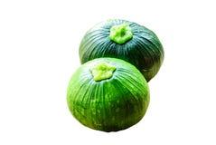 Green pumpkin Royalty Free Stock Photo