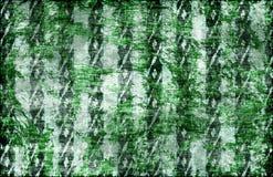 Green Punk Rock Emo Grunge. Style Background royalty free illustration