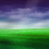 Green and Purple Extrude Background Abstract Royalty Free Stock Photo