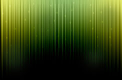 Green rain background Royalty Free Stock Image