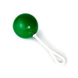 Green rattle Stock Images